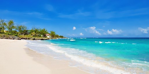 $70 -- Barbados Beachfront Surfer Hotel w/Credit, 65% Off