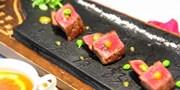 """¥368 -- 法国""""蓝带骑士""""主厨坐镇 诠释新派粤菜!中隐酒店逸园中餐厅双人时令餐 午晚通用"""