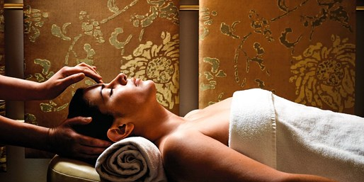 $125 -- Luxury 120-Min Spa Package w/Afternoon Tea & Bubbly