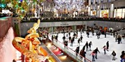 Skate the 'World's Most Famous Ice-Skating Rink', 35% Off