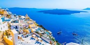 ¥13,099起 -- 正暑假!希腊10日双岛 深度纯玩半自由行 升级五星+日落晚餐等