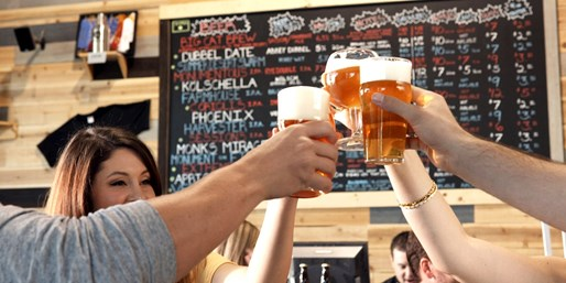 $10 -- Half Off at Top-Rated Coachella Valley Brewing Co.