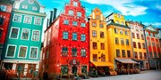 $955 & up -- Sale on Return Flights to Stockholm fr 4 Cities