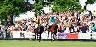 £5 -- Arena Gold Cup Polo Event: Grandstand Entry, 50% Off