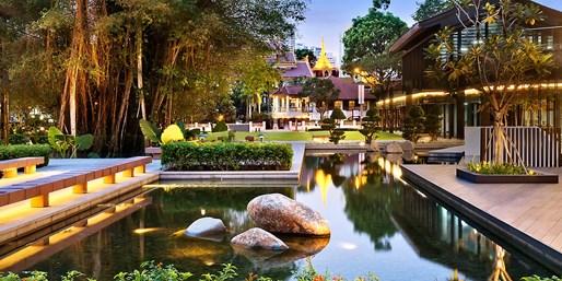 $175  -- Deluxe Ramada Singapore Stay w/Breakfast