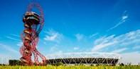¥60 -- 7折 伦敦安赛乐米塔尔轨道塔观光之旅 伦敦奥运会地标 英国最高雕塑