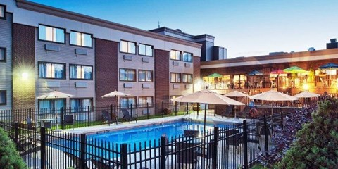 $99 -- Halifax Airport Hotel w/21 Days of Parking, Reg. $289