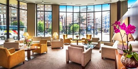 49,50€ -- Hotel 4* con desayuno en el centro de Oviedo, -36%