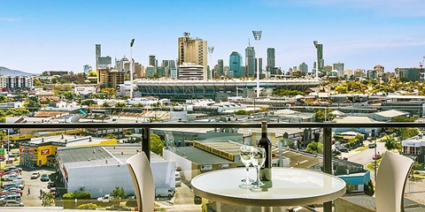 $99 -- Brisbane Apartment Stays w/Parking & Wine, Worth $193