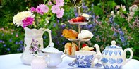 £24 -- Afternoon Tea & Prosecco for 2 w/Lake District Views