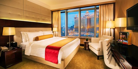 $129 & up -- Macau New Hotel Pkg inc Show Ticket & More