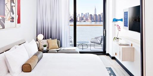 $219-$239 -- New 5-Star Brooklyn Hotel w/Balcony, Reg. $495