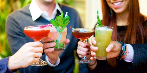 $99 -- NY Craft Cocktail Tour for 2 w/Drinks, Snacks & Guide