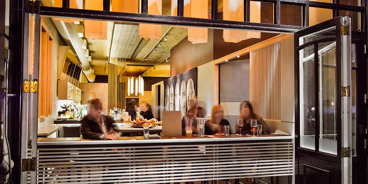 $99 -- NYT Critics' Pick �lan: 5-Course Tasting Menu for 2