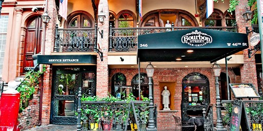 $50 -- NOLA in NYC: Cajun Lunch or Dinner for 2, 40% Off