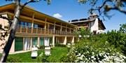 179 € -- Herbstangebot im Naturhotel inmitten der Dolomiten