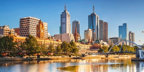 $70 -- Melbourne Apartment Stay near City Center, 33% Off