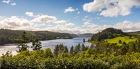 £25 -- Afternoon Tea & Bubbly for 2 at 'Magical' Lake Vyrnwy