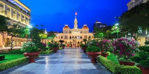 97€ -- Vietnam : hôtel 5* légendaire à Ho Chi Minh, -31%