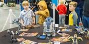 $18 -- BrickUniverse: LEGO Fan Weekend Expo, Reg. $30