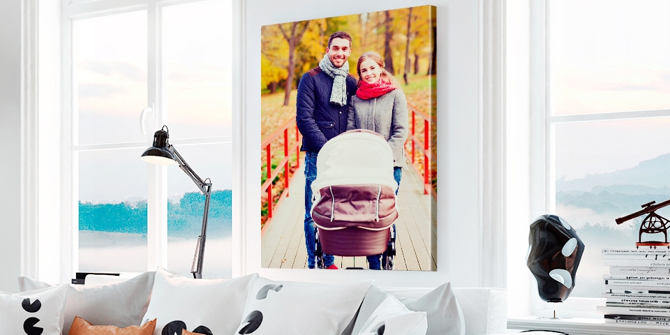 $15 & up -- Custom Photo Gifts incl. Mugs, Pillows & Puzzles
