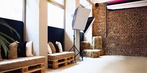 ab 25 € -- Fotoshooting, Sekt & Styling in 9 Städten, -50%