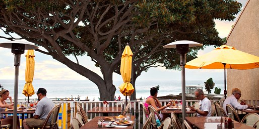 $45 -- Laguna: Dinner for 2 w/Ocean Views at C'est La Vie