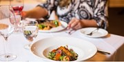 $59 -- Victoria: Zagat-Praised Dinner for 2, Save $40