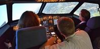 45 € -- Essen: Pilot sein im neuen A320-Simulator, -43%