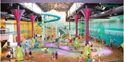 $20 -- Hotel Cascada: Day at Indoor Water Park, Reg. $35