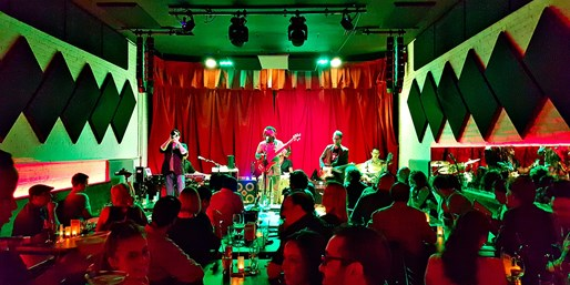 $29 -- New NYC Jazz Club: Admission & 2 Drinks, Reg. $57