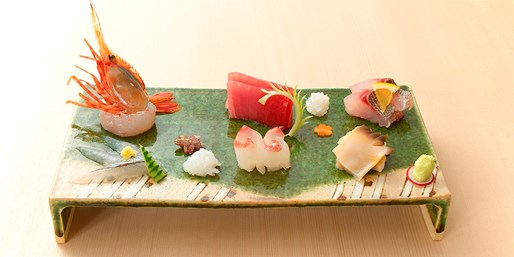 $58 -- Sumptuous 9-Course Japanese Seafood Dinner in Tokyo