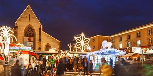 109 € -- Zum Weihnachtsmarkt nach Basel ins Dorint, -43%