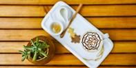 ¥128 -- 别致空间 自然奇趣 紫玉度假酒店门咖啡家庭下午茶  可选冰柠檬茶  近距离与萌宠同乐