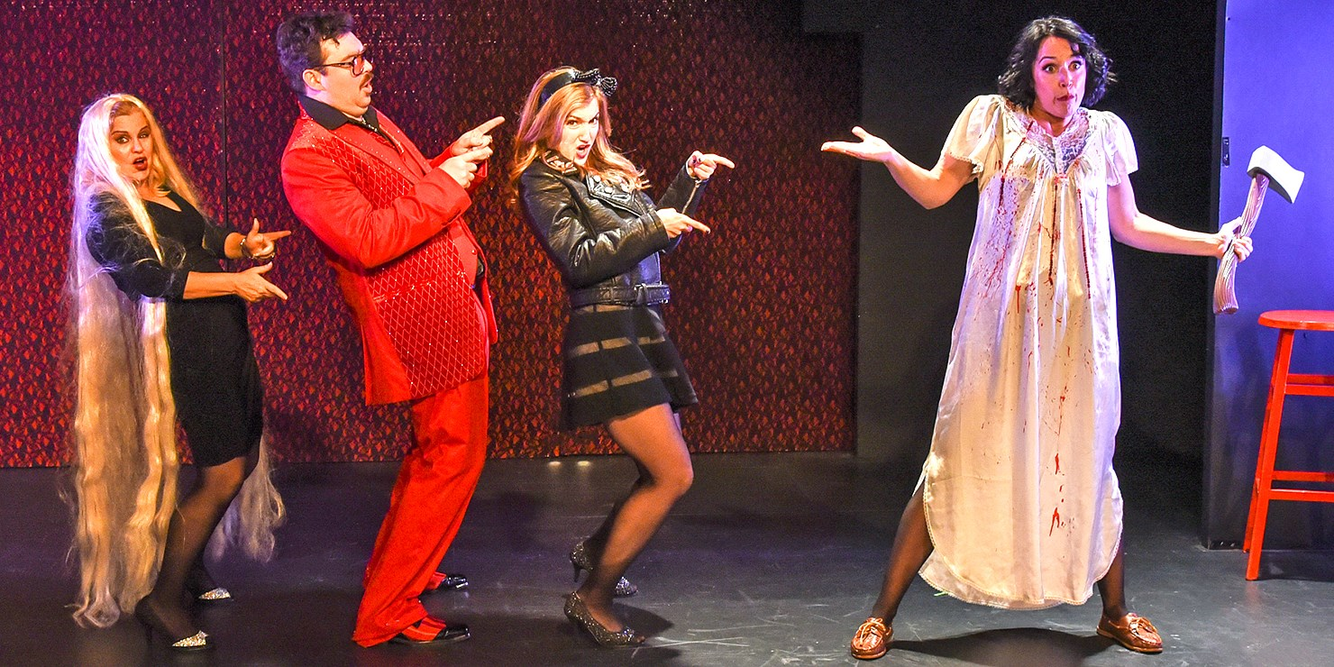 $19 -- Off-Broadway Musical 'Hell's Belles,' Nearly 75% Off
