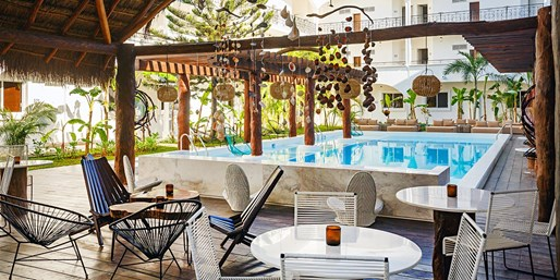 Playa del Carmen: Hippes Hotel & exklusive Extras über 50 €