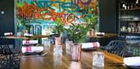 £59 -- Dinner for 2 at 'Exciting' New Harrogate Restaurant