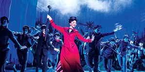 129€pp & up -- 'Mary Poppins' Ticket, Hotel & Meal in Dublin