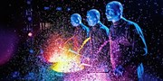 $54 -- Blue Man Group in Chicago into September, $15 Off