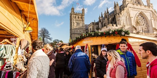 £7.50 -- Exeter Cathedral: 2 Annual Passes & Guided Tour