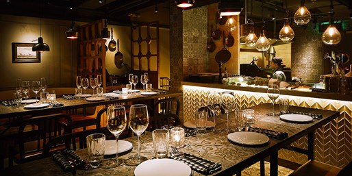 $26 -- 3-Course Spanish Lunch at New Eatery w/Mocktail