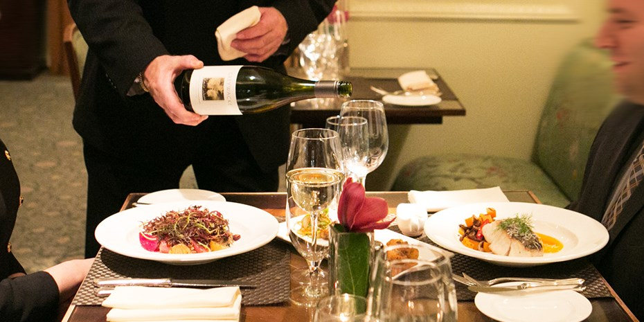 $99 -- Taj Boston: 3-Course Chef's Lunch or Dinner for 2