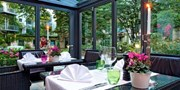 75€ -- Altstadt: Wunschmenü für 2 im Wintergarten-Restaurant