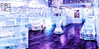 $21 -- Ice Bar & Fire Lounge: Entry to Drinkhouse for 2