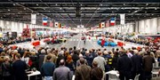 £18 -- The London Classic Car Show: Any Day Ticket