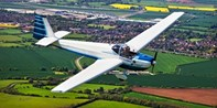 £59 -- 45-Min Motor Gliding Lesson over Stratford, 55% Off