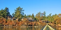 $149 -- Mayne Island: 2-Night Oceanview Retreat, Reg. $318