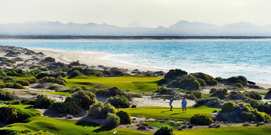 Nicklaus-Designed Course: Unlimited Golf on Sea of Cortez