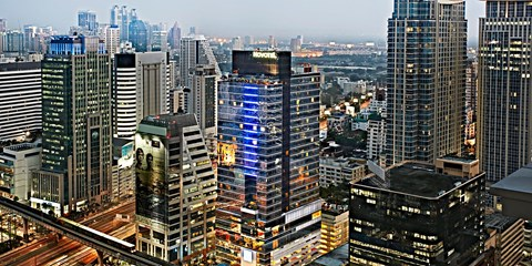 $85 -- Deluxe Novotel Stay nr BKK Shopping Belt w/Breakfast