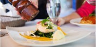 $89 -- Casa Mia: 5-Course Dinner for 2 w/Sparkling Wine